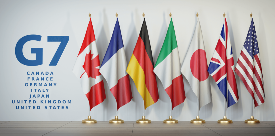 G7 to step up efforts to advance commercial scale hydrogen