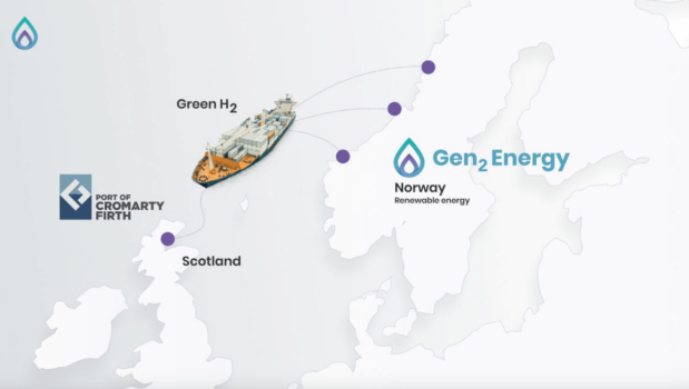 Port of Cromarty green hydrogen hub ambitions boosted with new MoU