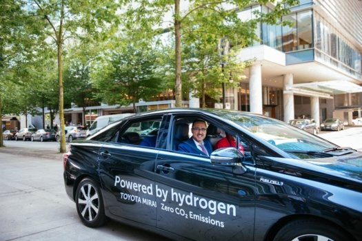 International collaboration launched to accelerate a hydrogen-powered energy transition