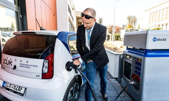 New mobile hydrogen module set to rival diesel generators