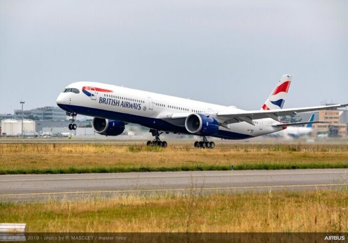 British Airways sees 'significant' role for hydrogen in decarbonising aviation