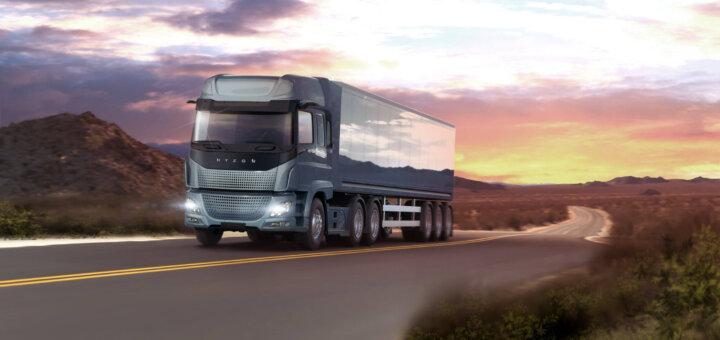 Hyzon to supply 20 hydrogen trucks to Jan Bakker and Millenaar & van Schaik