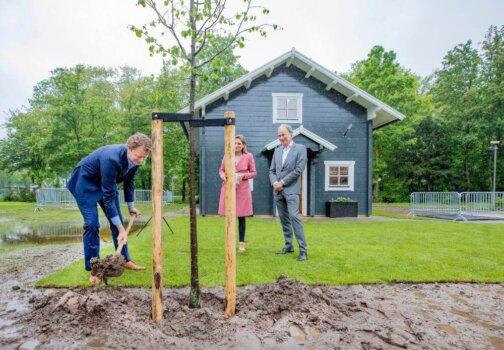Kiwa and Alliander open Dutch hydrogen demo house