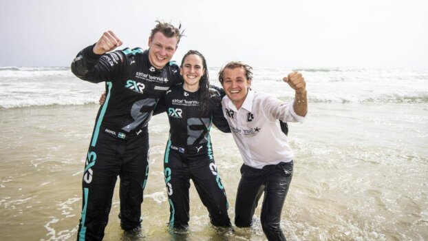 Rosberg X Racing wins the Extreme E Ocean X prix – powered by hydrogen