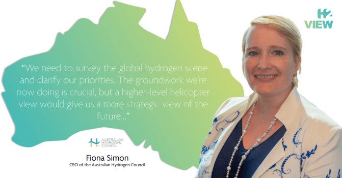 Hydrogen: The obvious response to an economic imperative