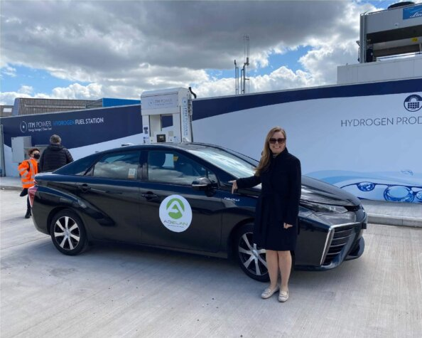 Adelan launches hydrogen vehicle leasing programme to drive demand
