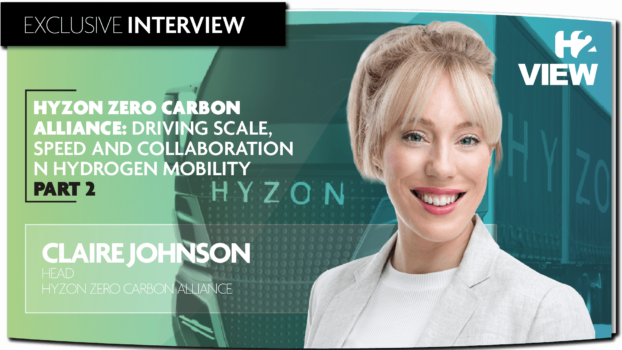 Hyzon Zero Carbon Alliance: Driving scale, speed and collaboration in hydrogen mobility