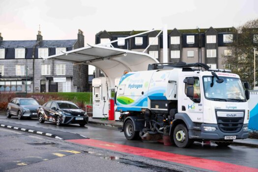 How councils can get on board with hydrogen and kick-start the decarbonisation of transport