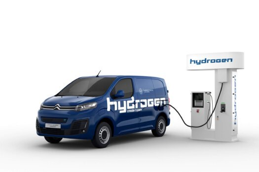 Citroën unveils new ë-Jumpy Hydrogen van; expected to be on roads in late 2021