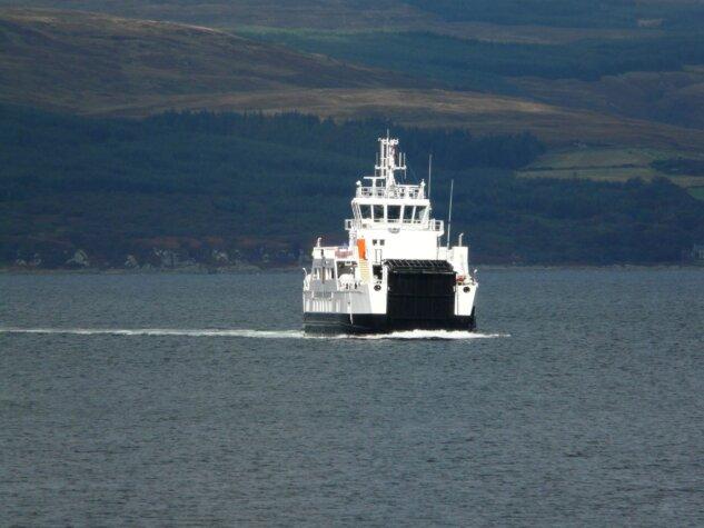 'Europe's first' hydrogen-powered passenger and car ferry under development