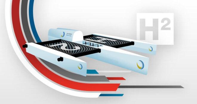 Cummins powering a new 'flying' hydrogen vessel