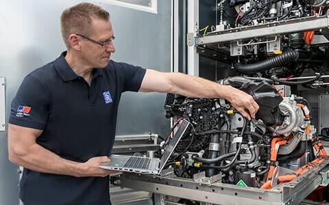 Rolls-Royce wants a 'pioneering' role in fuel cell applications