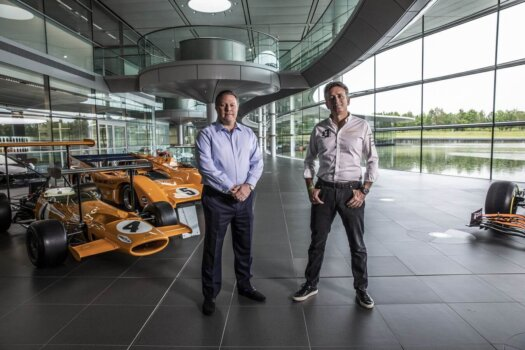 McLaren Racing to join Extreme E championship in 2022