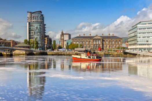 Expansion of subsurface hydrogen storage to be advanced in Belfast