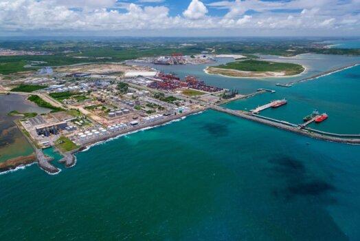 Green hydrogen pilot project set for Brazilian port