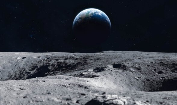'Circulative energy system' to provide hydrogen to power lunar rovers and outposts
