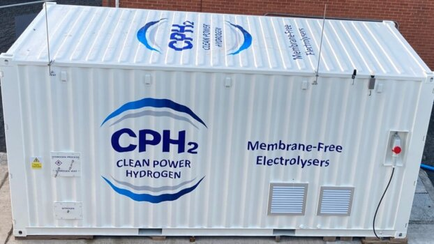 Northern Ireland Water to implement 1MW membrane-less electrolyser for hydrogen production
