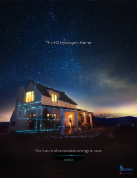 SoCalGas' H2 Hydrogen Home selected in world-changing ideas award