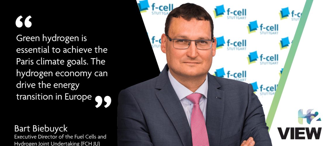 f-cell: Exclusive interview with Bart Biebuyck, FCH JU Executive Director