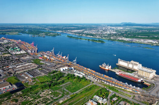 Greenfield Global to cooperate on green hydrogen development in the Port of Montreal