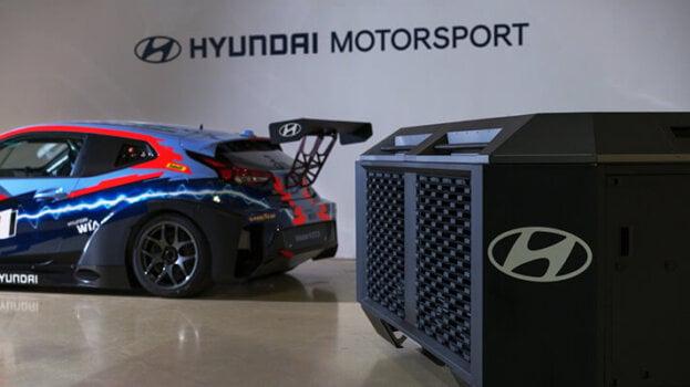 Hyundai fuel cell technology set to make its motorsports debut