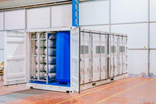 Calvera unveils new hydrogen station development for forklifts
