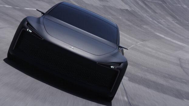 Hopium unveils hydrogen-powered sedan prototype