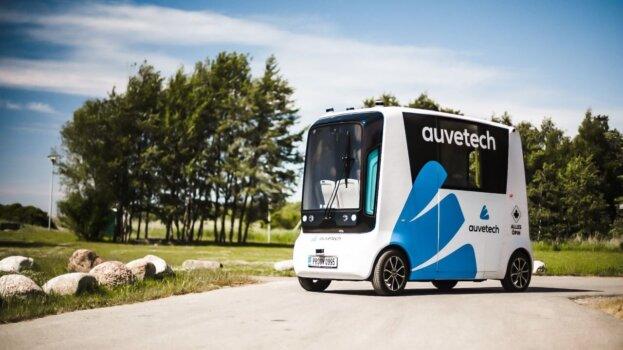 Autonomous hydrogen vehicle granted legal road status in Estonia