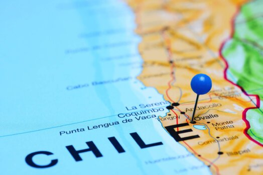 Green hydrogen and ammonia mega project welcomed by Chilean Ministry of Energy
