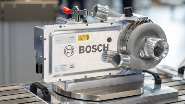 Bosch to supply fuel cell components to cellcentric