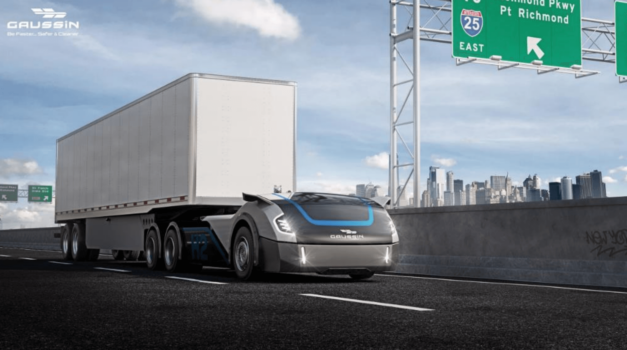 Gaussin selects Nvidia Drive AGX for 100% hydrogen or all-electric 'skateboard'