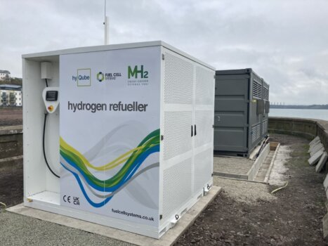 MH-EK project to explore hydrogen technology and HFCEV's in Wales