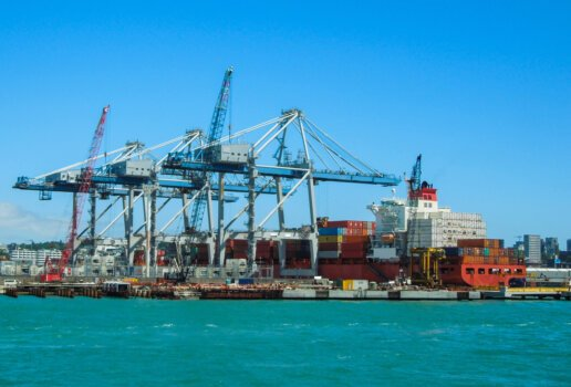 Obayashi selected as equity partner for hydrogen refuelling station in Port of Auckland