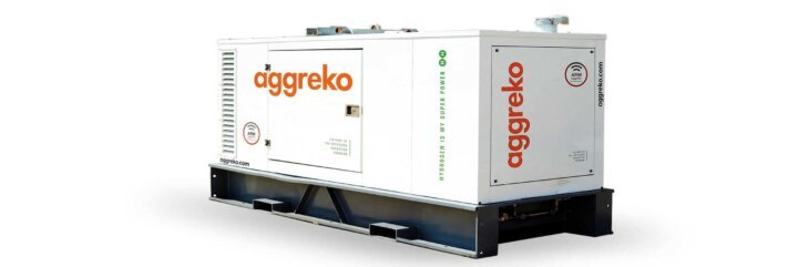 Aggreko's hydrogen combustion gensets ready for installation across Europe