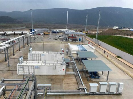 Xebec commissions on-site hydrogen generator for Turkish lubricant oil re-refinery