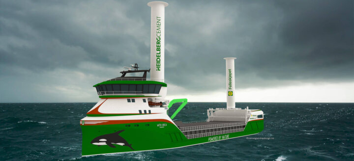 Skagerak, Statkraft to supply hydrogen for Norwegian hydrogen-powered cargo vessel
