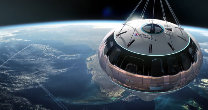 Rewriting the playbook: Hydrogen spearheading innovative commercial space travel through Space Perspective's 'spaceballoon'
