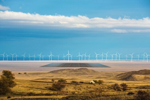 Svevind sign MoU for green hydrogen production mega-project in Kazakhstan