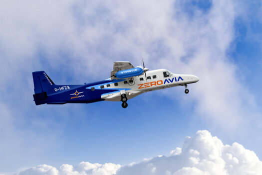 ZeroAvia to convert two Dornier 228 aircraft to hydrogen; $13m secured to boast aircraft developments