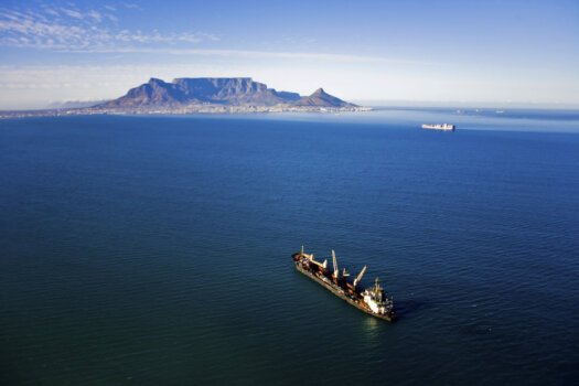 New report identifies South Africa's potential to create hydrogen-derived fuel for shipping