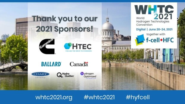 f-cell+HFC 2021 provides an international platform to showcase hydrogen and fuel cell innovation
