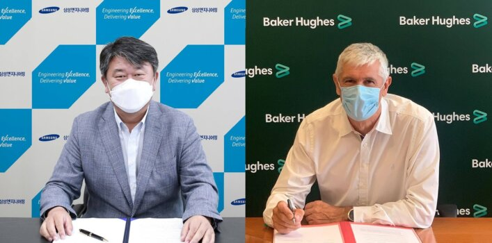 Baker Hughes, Samsung to collaborate on CCUS and hydrogen technologies