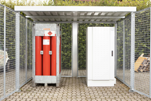 Solar hydrogen in Münster powered by Enapter electrolyser