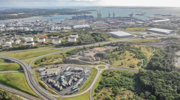Port of Gothenburg set to be boosted by unique hydrogen fuelling station