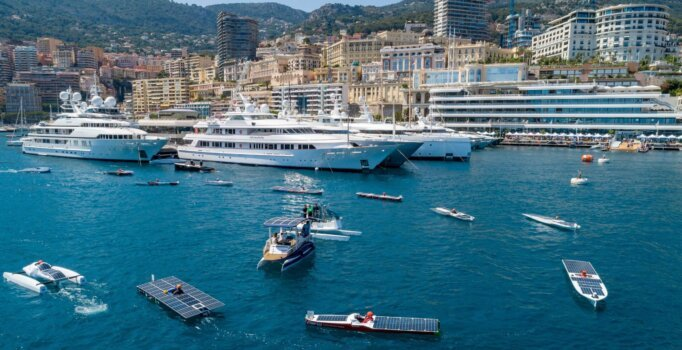 Hydrogen set for the spotlight at the Monaco Energy Boat Challenge event
