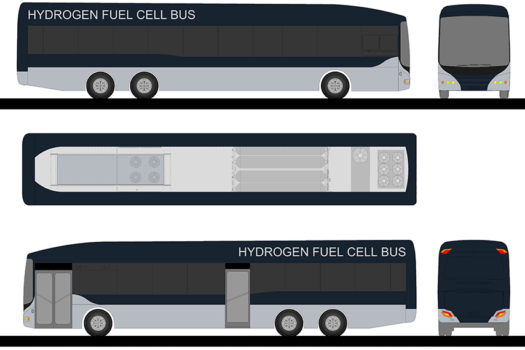New Zealand purchases first hydrogen bus