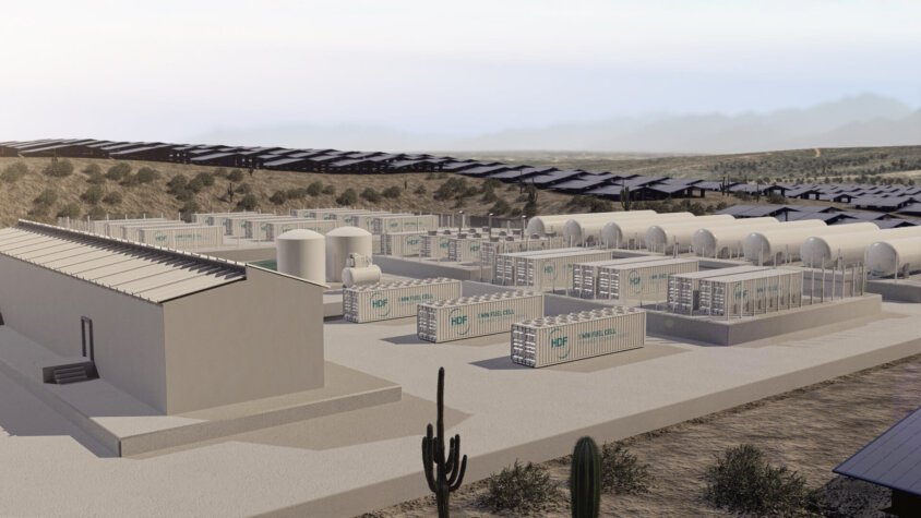 HDF Energy to develop its first utility-scale fuel cell factory following successful IPO