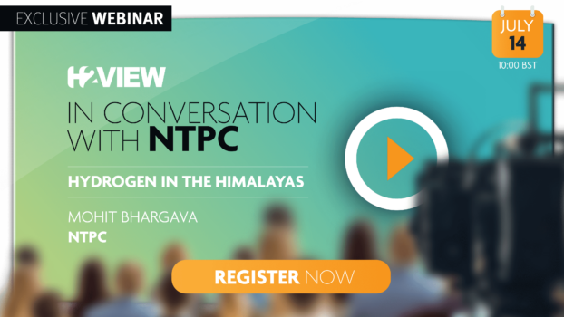 Exclusive webinar: Hydrogen in the Himalayas; H2 View in conversation with NTPC