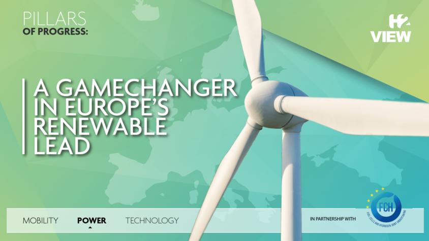 Pillars of Progress: Power – A gamechanger in Europe's renewable lead