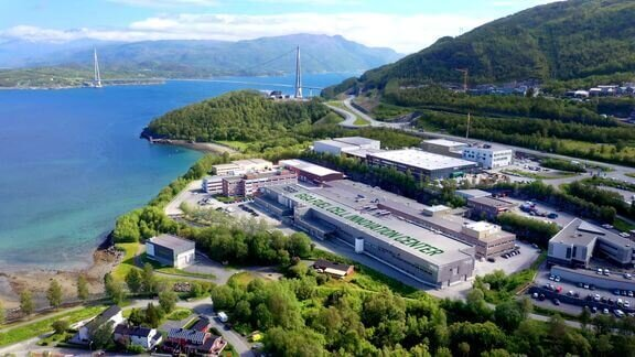 TECO 2030 moves into its new fuel cell gigafactory site